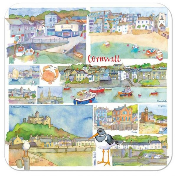 Cornwall Coasters