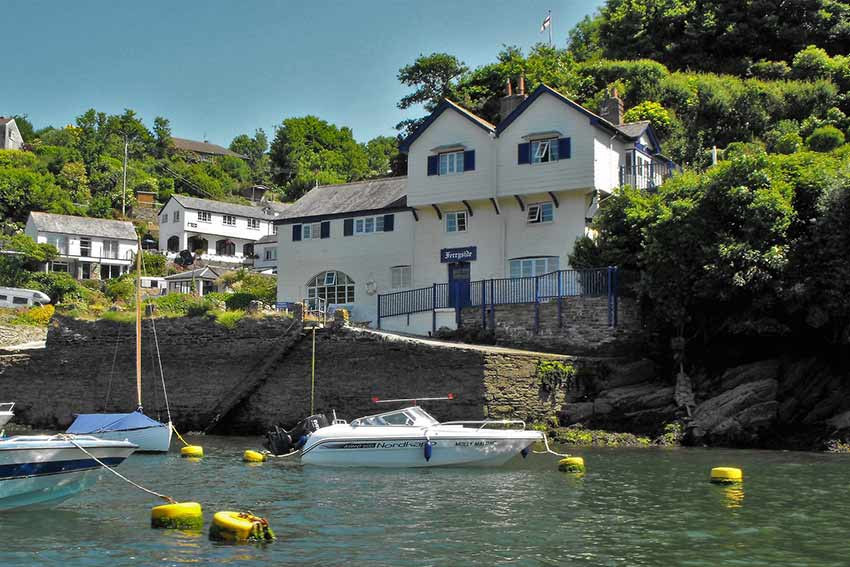 Top 10 Attractions in Fowey - Daphne Du Maurier House
