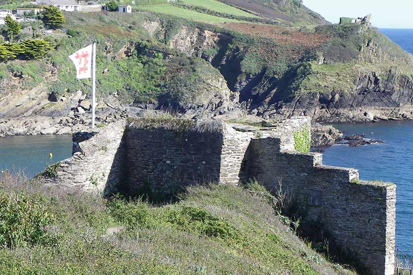 Fowey Castle
