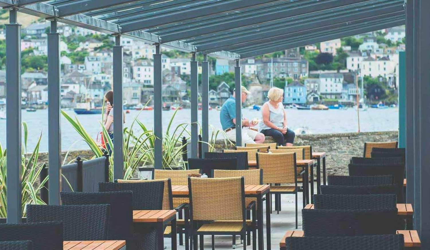 Fowey Eating Out