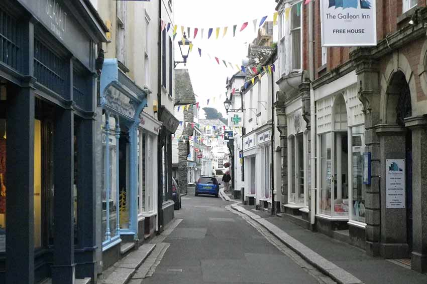 Top 10 Attractions in Fowey - Fowey Town