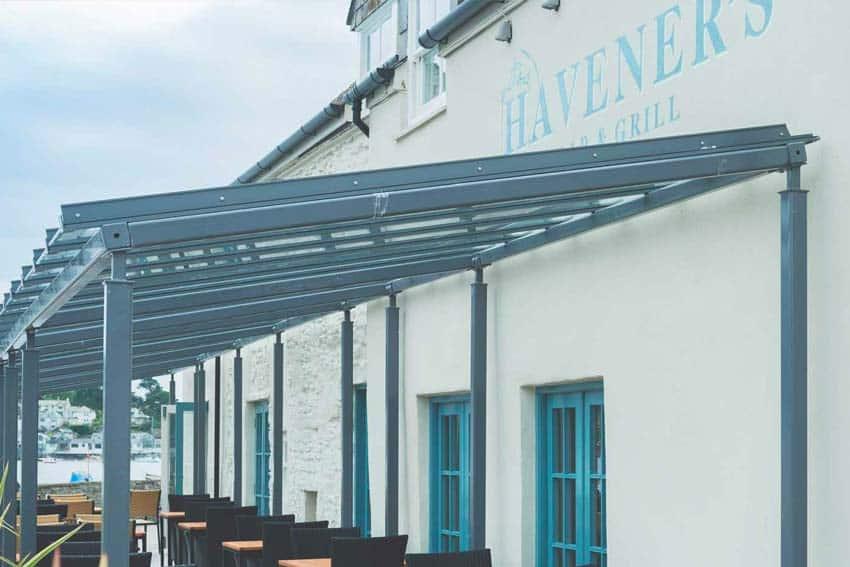 Havener's in Fowey