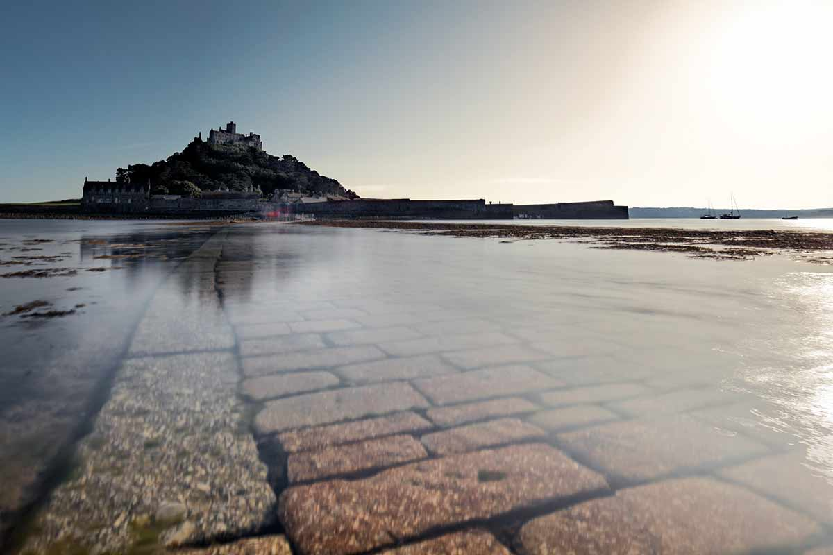 Top 10 attractions in Cornwall - St Michael's Mount