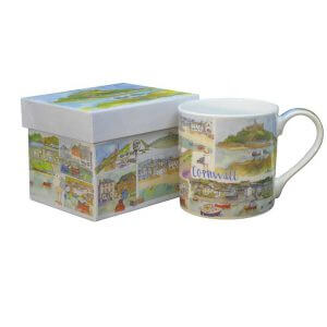 Cornwall Mug Giftbox