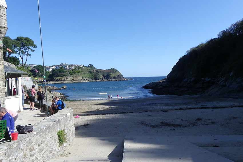 Top 10 Attractions in Fowey - Ready Money Beach