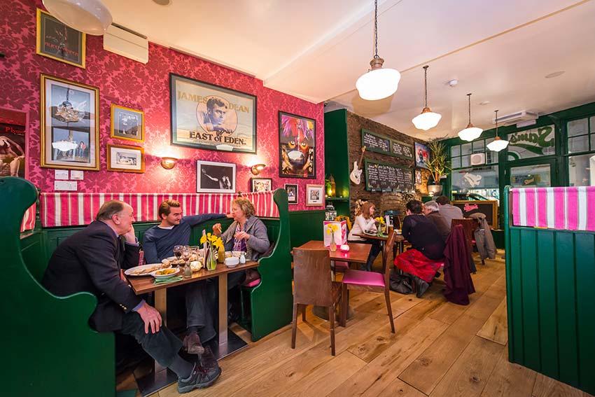 Top 10 Restaurants in Fowey- Sams restaurant