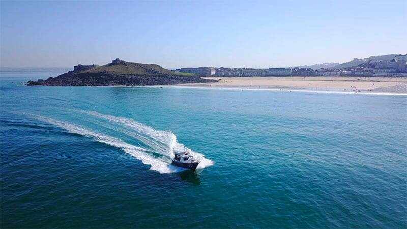 St Ives Boat Tour