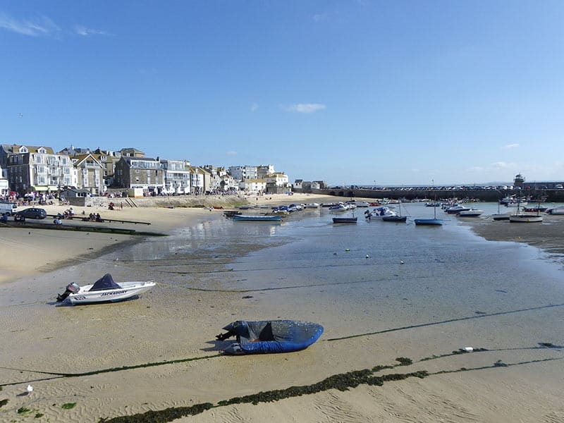 Things to do in St Ives - Harbour