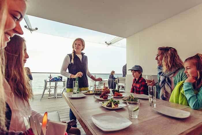 Beach cafe - St Ives