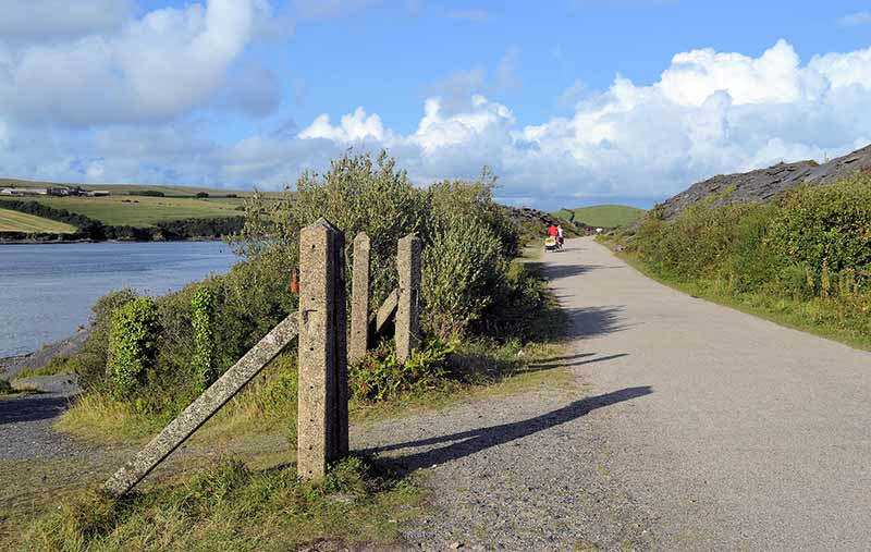 Camel Trail in Padstow