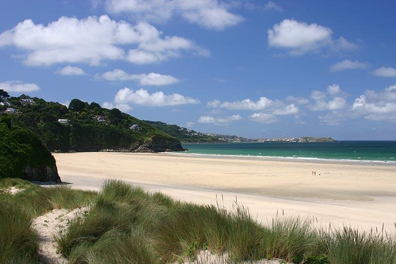 Porthkidney Beach