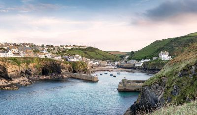 Follow the footsteps of Doc Martin in Port Isaac